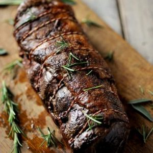 Sirloin Joint - Rolled & Netted